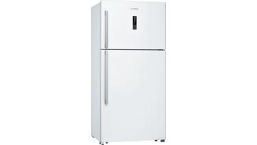 KDN75VW30N NoFrost, Üstten donduruculu buzdolabı Beyaz kapılar