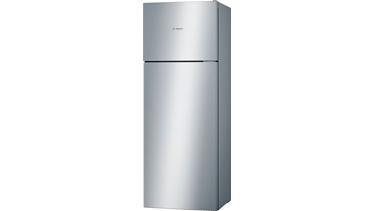 KDV58VL30N LowFrost, Üstten donduruculu buzdolabı Inox görünümlü kapılar