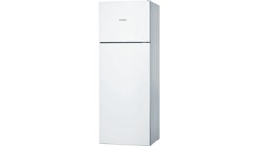 KDV58VW30N LowFrost, Üstten donduruculu buzdolabı Beyaz kapılar