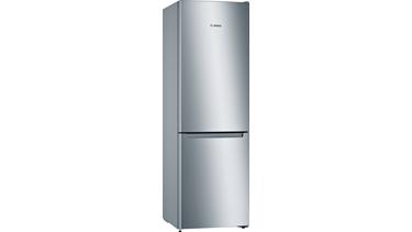 KGN36NL30N NoFrost, Alttan donduruculu buzdolabı Inox görünümlü kapılar