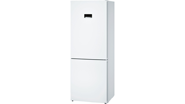 KGN46XW30N NoFrost, Alttan donduruculu buzdolabı Beyaz kapılar