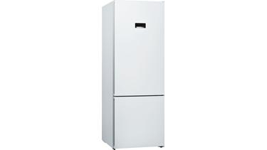 KGN56VW30N NoFrost, Alttan donduruculu buzdolabı Beyaz kapılar