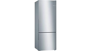 KGV58VL30N LowFrost, Alttan donduruculu buzdolabı Inox görünümlü kapılar