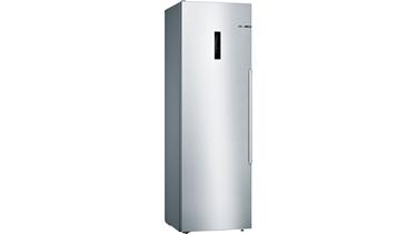 KSV36VI30N Tek kapılı buzdolabı Kolay temizlenebilir inox kapılar